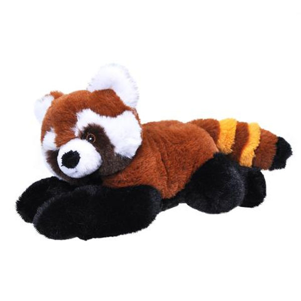 RED PANDA ECO PLUSH 8IN