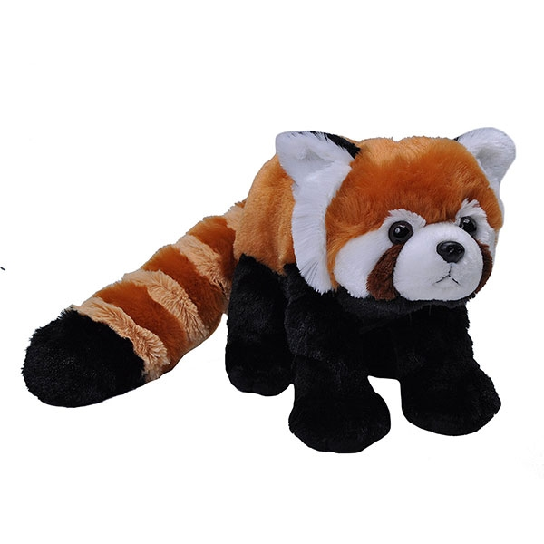 RED PANDA STUFFED ANIMAL - 12""