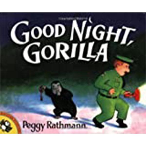 GOODNIGHT GORILLA BOARD BOOK