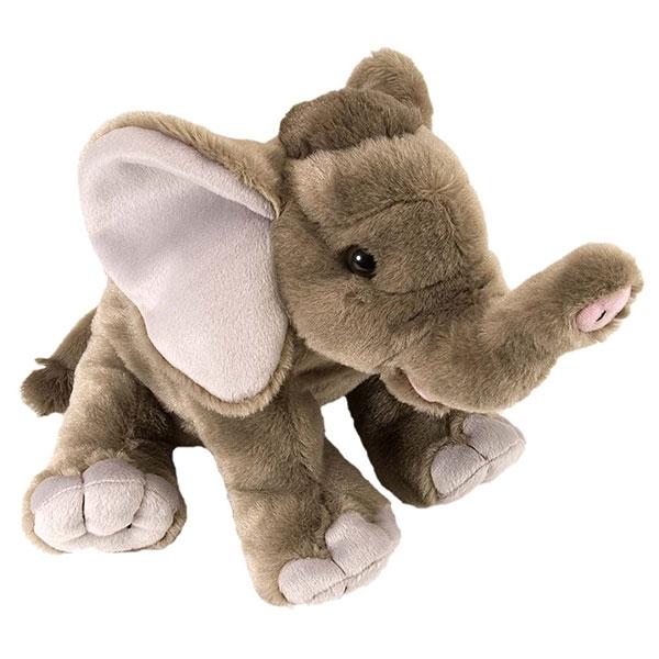 """BABY ELEPHANT STUFFED ANIMAL - 12"""""""