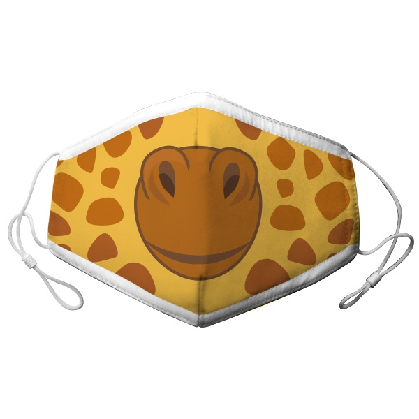 YOUTH ADJUSTABLE CARTOON GIRAFFE  MASK