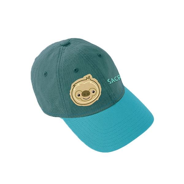 TODDLER CAP SLOTH