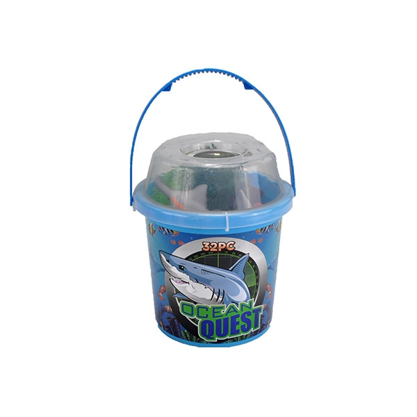 AQUATIC BUCKET QUEST