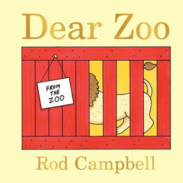 DEAR ZOO BOARD BOOK
