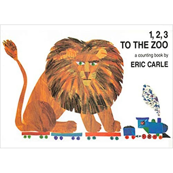 1,2,3 TO THE ZOO BOARD BOOK
