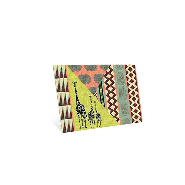 CUTTING BOARD MODERN AFRICA