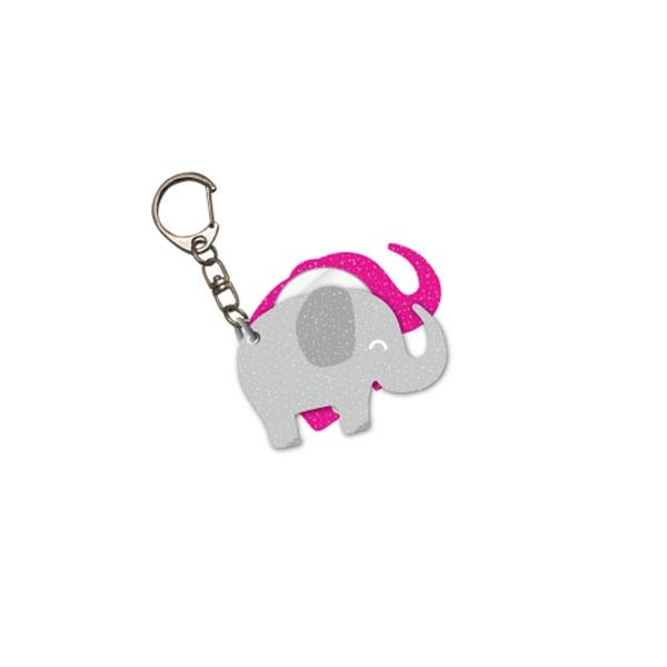 ELEPHANT KEY CHAIN & MIRROR