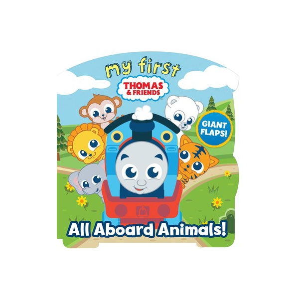 ALL ABOARD ANIMALS-MY 1ST THOMAS & FRIENDS BOARD BOOK
